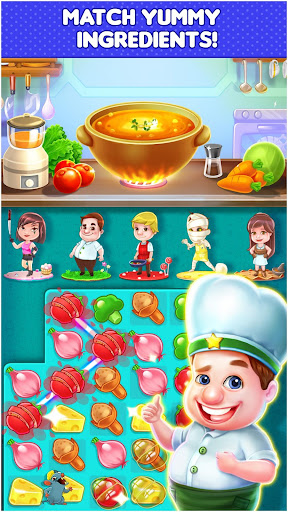 Fantastic Chefs: Match 'n Cook for PC