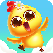 Chicken Splash 2 - Collect Eggs & Feed Babies