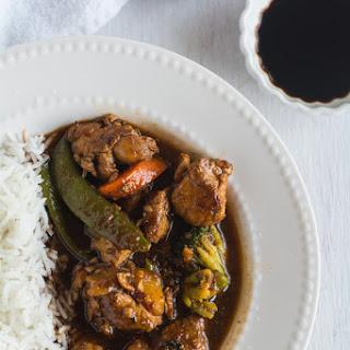 Asian Szechuan Chicken Recipe