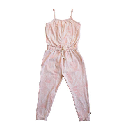 By Heritage Moa Jumpsuit print coral pink