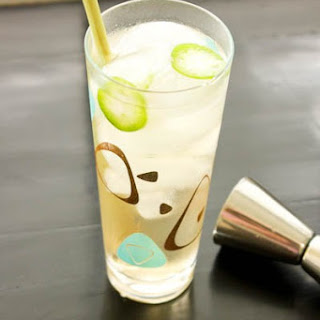 Lemongrass Ginger Jalapeno Cooler.