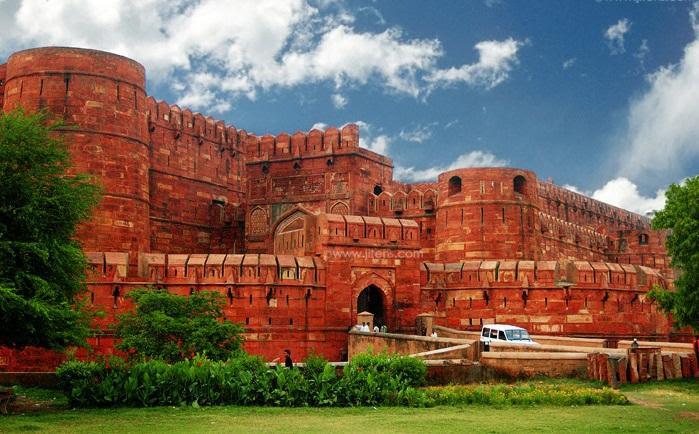 Старый Дели. Красный форт