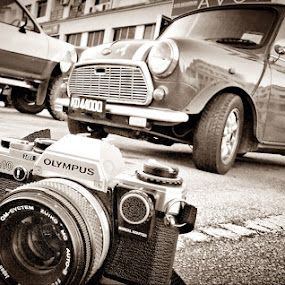 Vintage. by Awang Kassim - Artistic Objects Other Objects ( transportation, photography )