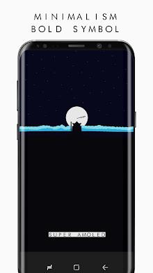 True BLACK AMOLED 4K PRO Wallpapers (2960x1440) screenshot 6