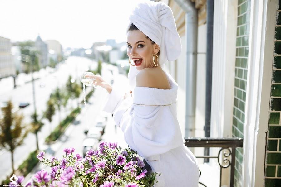 Wedding photographer Maksim Egerev (egerev). Photo of 17.04.2019