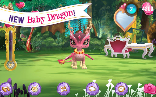 Baby Dragons: Ever After High™  screenshots 10