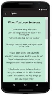 James TW Songs+Lyrics - náhled