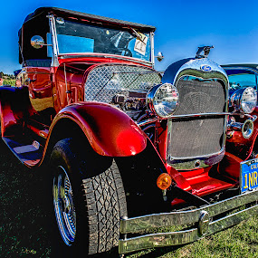 goosey by Christian Wicklein - Transportation Automobiles ( car, effects, car show, ford, classic, goose,  )