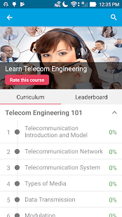 Learn Telecom Engineering - náhled