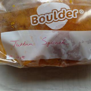 Butternut Squash Risotto Stuffed Carnival Squash Recipe