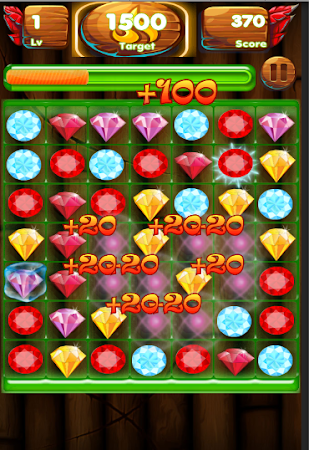 Diamond Link Pop 1.0.2 screenshot 2089944