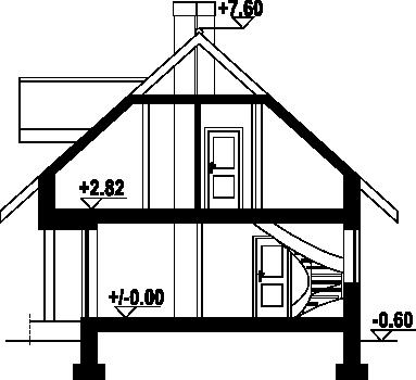 Świdnica m - Przekrój