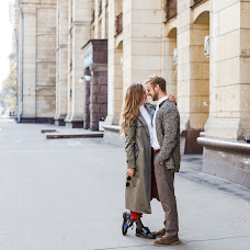 Vestuvių fotografas Ekaterina Chumak (KatyaChu). Nuotrauka 08.05.2018