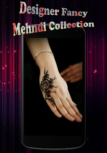 Fancy Mehndi Design 2017 1.9 screenshots 6