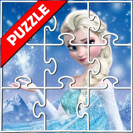 Game Puzzle Anak Elsa Frozen