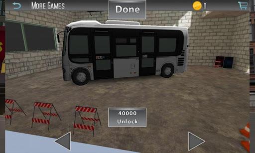 Bus Simulator Driver 3D Game