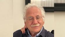 El periodista José Luis Martínez.
