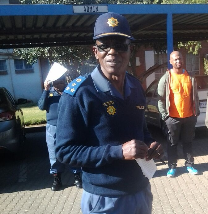 Police Station Commander Shot Dead As He Arrives At Home