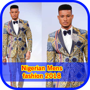 Nigerian Mens Fashion 2018