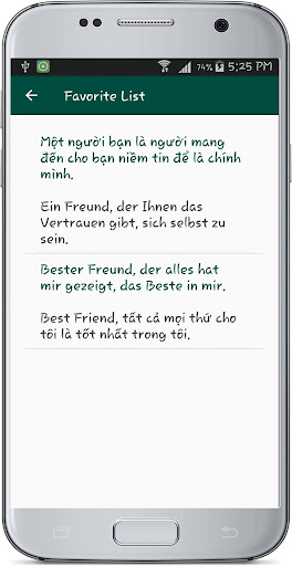 Vietnamese German Translate 1.2 screenshots 19