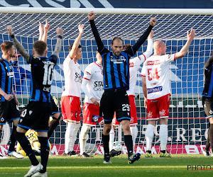 """Bas Dost hoopt dat Club Brugge nog een tandje hoger schakelt in play offs: """"Dan kan niemand van ons winnen"""""""