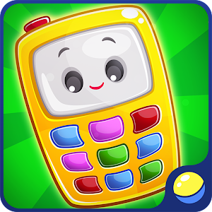 Baby Phone for Toddlers - Numbers, Animals, Music
