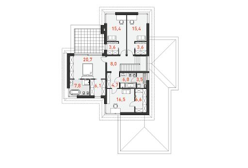 Wyjątkowy 1 - Rzut piętra