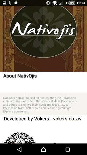 NativOjis  screenshots 2