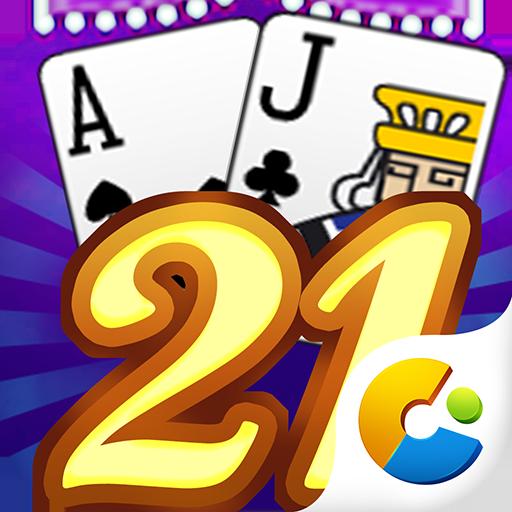 แบล็คแจ็ค—blackjack21