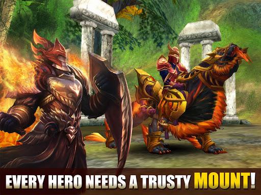 Order & Chaos Online 3D MMORPG screenshot 5