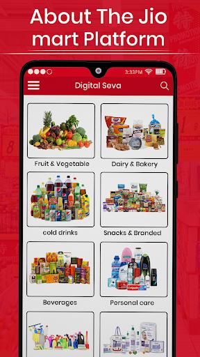 Jio Mart Grocery Kirana Store App Shopping Guide screenshot 4
