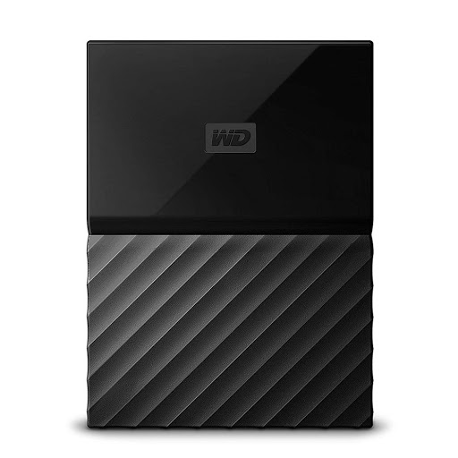 Ổ cứng HDD WD My Passport 4TB 2.5
