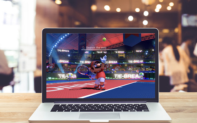 Mario Tennis Aces HD Wallpapers Game Theme