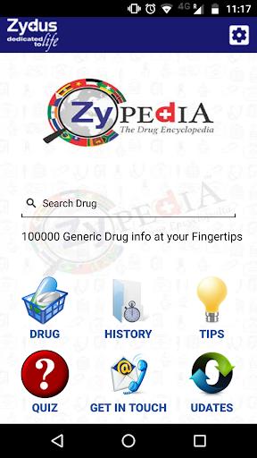 Zypedia - a Zydus initiative  screenshots 1
