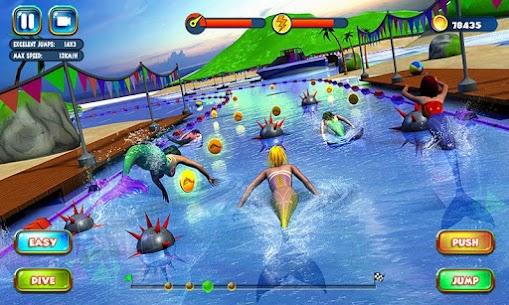 Mermaid Race 2019 1.5 Android APK Mod 3