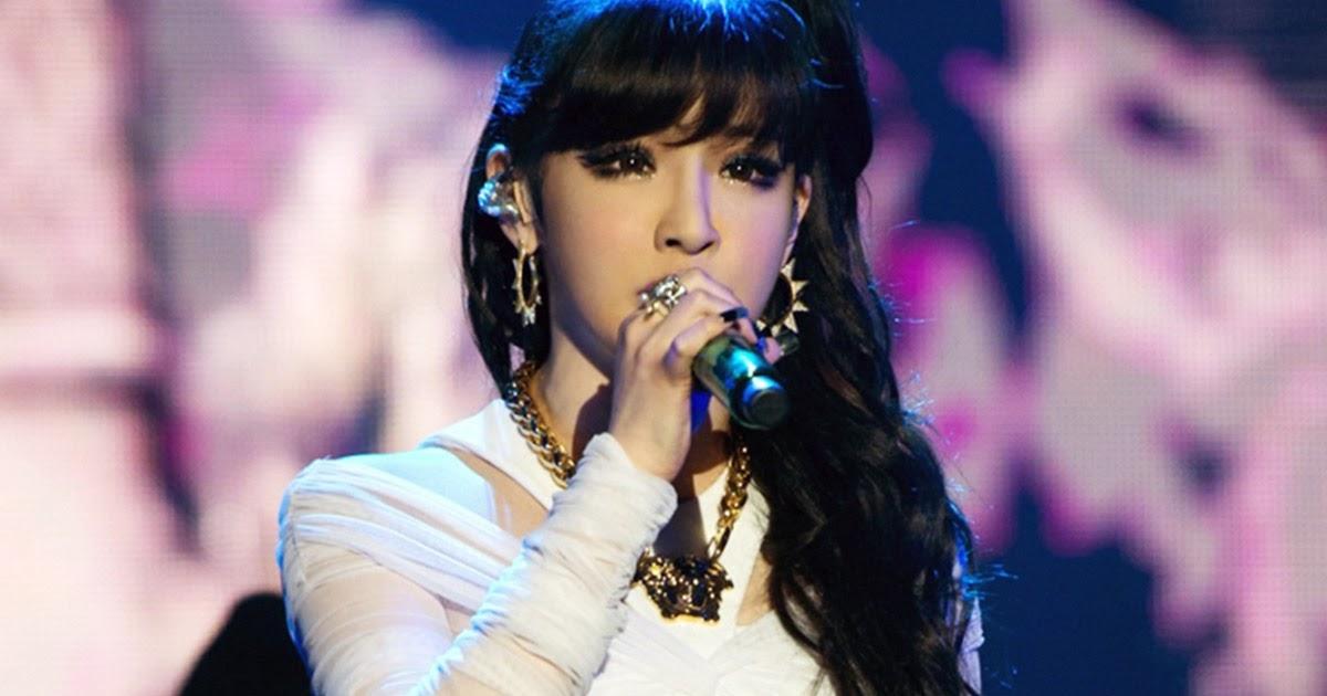 Park Bom Announces Shes Preparing For A Comeback
