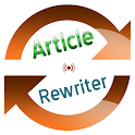Article rewriter and spinner offline icon