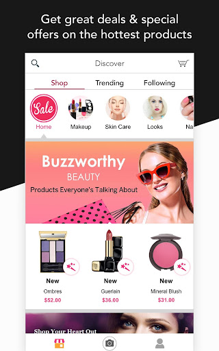 YouCam Shop - World's First AR Makeup Shopping App  screenshots 3