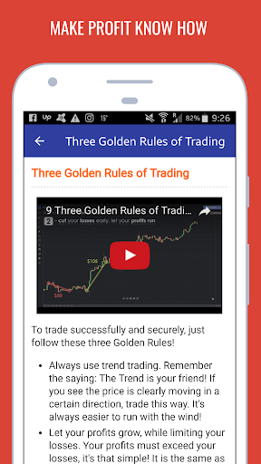 Forex Tutorials - Trading for Beginners  screenshots 6