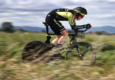 Vier opgaves in de Giro: Mitchelton-Scott verliest twee renners