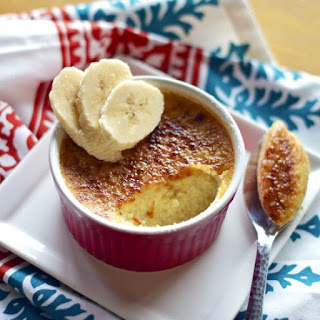 Banana Creme Brulee Recipes