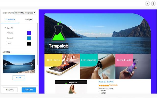 Tempslab.com - Design your ebay listings