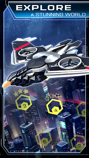 Robotic Warriors screenshot 17