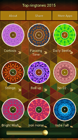 android Top Klingeltöne 2015 Screenshot 5