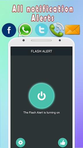 Color Flash Light Alert Calls 2.8 screenshots 8