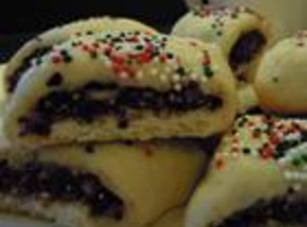Aunt Lena's Fig Cookies Recipe