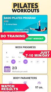 Super Pilates workout Mod