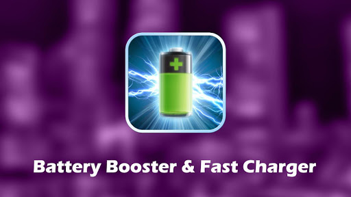 Battery Booster Fast Charger