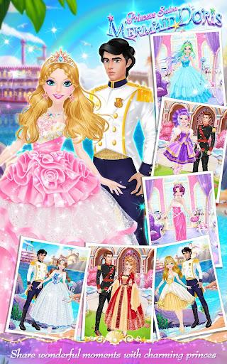 Princess Salon: Mermaid Doris  screenshots 5