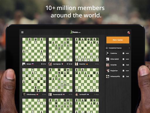 Chess u00b7 Play & Learn  screenshots 8